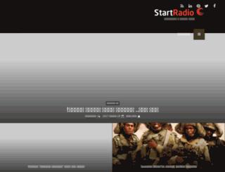 radio-start.com screenshot