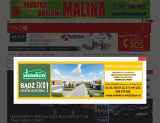 radio-wrzesnia.pl screenshot
