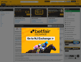 radio.betfair.com screenshot