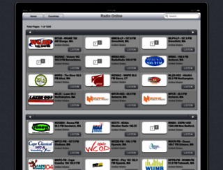radio.gjoy24.com screenshot