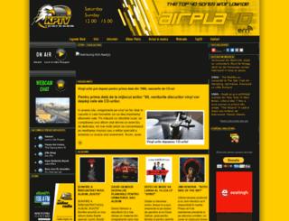 radio.kptv.ro screenshot
