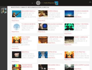 radio.meigaweb.com screenshot