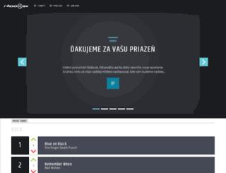 radio.sk screenshot
