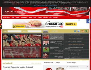 radio.widzewlodz.pl screenshot