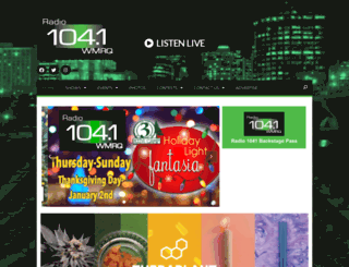 radio1041.fm screenshot