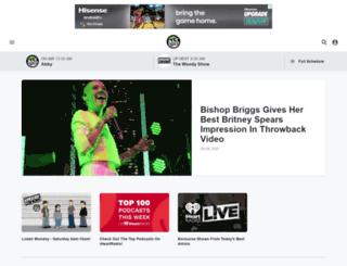 radio1045.com screenshot