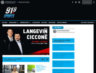 radio9.ca screenshot