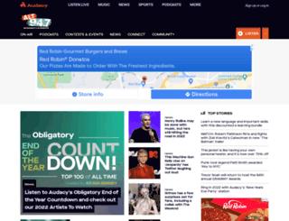 radio947.net screenshot