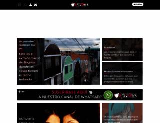 radioactiva.com.co screenshot