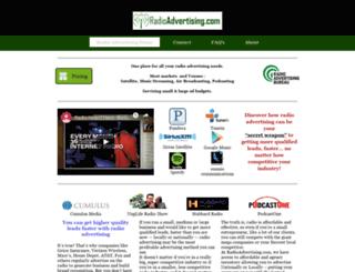 radioads.com screenshot