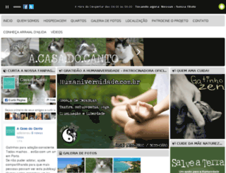 radioalmasoul.com.br screenshot