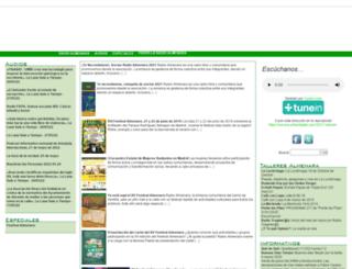radioalmenara.net screenshot