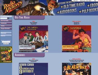 radioarchives.com screenshot