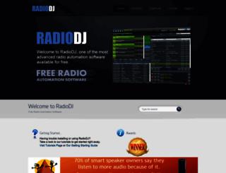 radiodj.ro screenshot