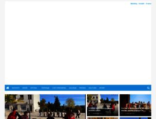 radiodrnis.hr screenshot