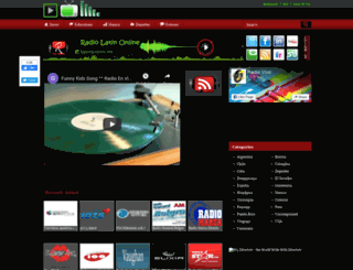 radioenvivo.me screenshot