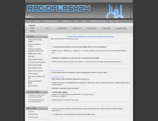 radioflash24.es.tl screenshot