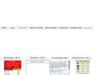 radiofmstylo.com.ar screenshot