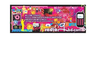 radiogbd.com screenshot