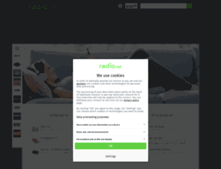 radiogolha.rad.io screenshot
