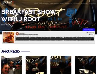 radiohidabroot.com screenshot