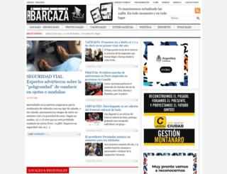 radiolabarcaza.com.ar screenshot