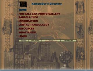 radiolaguy.com screenshot