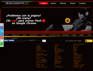 radiolamolina.com screenshot