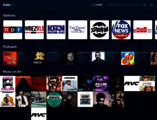 radioline.co screenshot