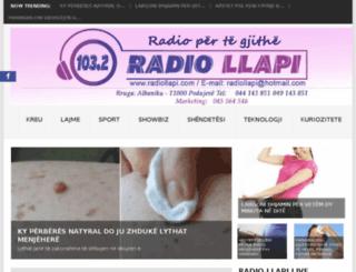 radiollapi.com screenshot