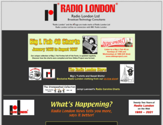 radiolondon.co.uk screenshot