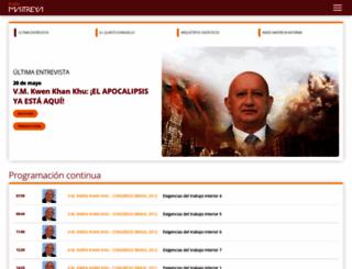 radiomaitreya.org screenshot