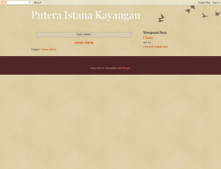 radiomalaysianegerifm.blogspot.com screenshot