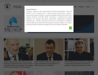radiomaryja.pl screenshot