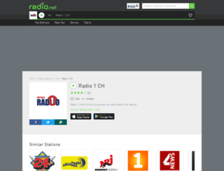 radiomontecarlo.radio.net screenshot