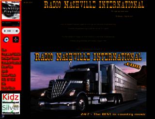radionashvilleinternational.com screenshot