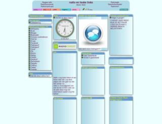radionomy.goedbegin.nl screenshot