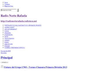 radionorterafaela.radioteca.net screenshot