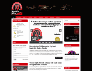 radioonefm90.com screenshot