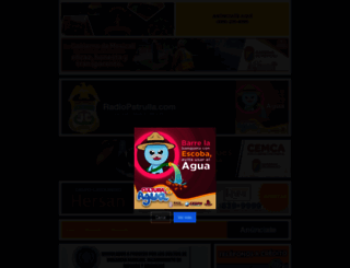 radiopatrulla.com screenshot
