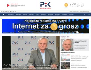 radiopik.bydgoszcz.pl screenshot