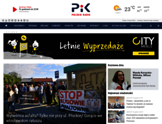 radiopik.pl screenshot