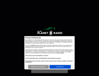 radioplayer.key103.co.uk screenshot