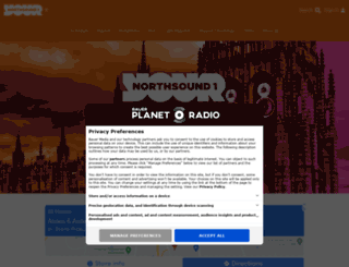 radioplayer.northsound1.com screenshot