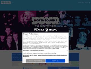 radioplayer.northsound2.com screenshot