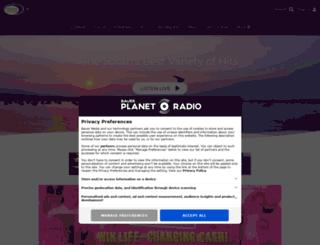 radioplayer.wave105.com screenshot