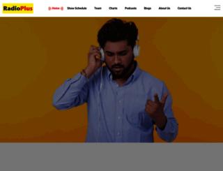 radioplus.defimedia.info screenshot