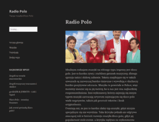 radiopolo.pl screenshot