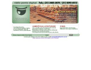 radioponto.com.br screenshot