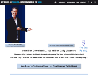 radiopublicity.com screenshot